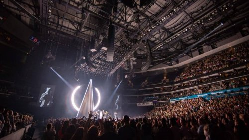 Spectrum Center plans to reopen for events at 100% capacity. Here's what that means.