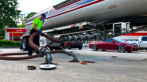 Most NC gas stations still out of fuel. But state is making progress, analyst says.