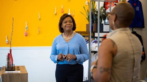 How do you stand out in a Senate race? According to Cheri Beasley, just listen