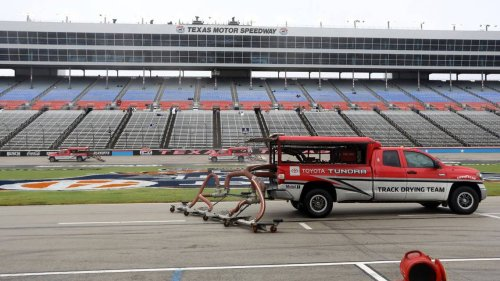 NASCAR at Texas live updates: Race postponed again to Tuesday due to weather