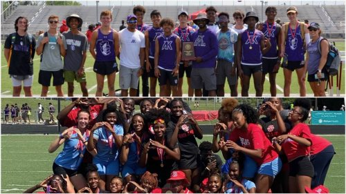 NCHSAA Regional track: Ardrey Kell, Olympic, Panther Creek, Gibbons among team champions