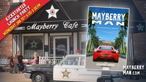 Mayberry in Indiana? That's wrong, say Andy Griffith fans in North Carolina