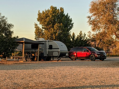 The Best Inexpensive Small SUV-Based (No Truck!) Camping RV Rig