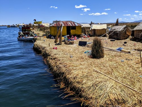 What to Do in Puno, Peru: Lake Titicaca, Uros Floating Islands, the Portal of Aramu Muru and a Better Way to Get Your Bolivian Visa