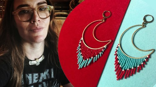 What One Indigenous Beadworker Did After Her Design Was Stolen