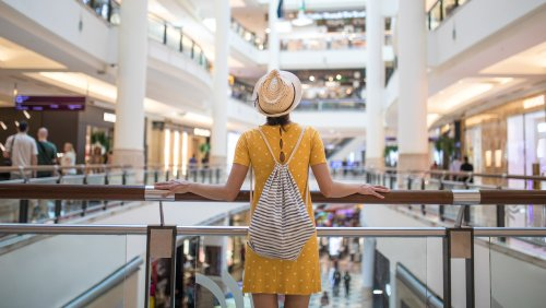 In Malls, I Search For My Mother