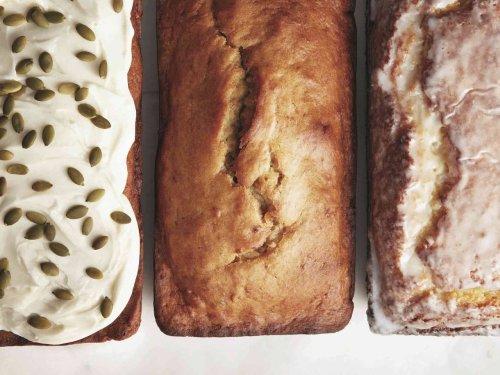 14 Super-Easy Loaf Cake Recipes