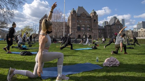 What Will Ontario's 'One-Dose Summer' Look Like?
