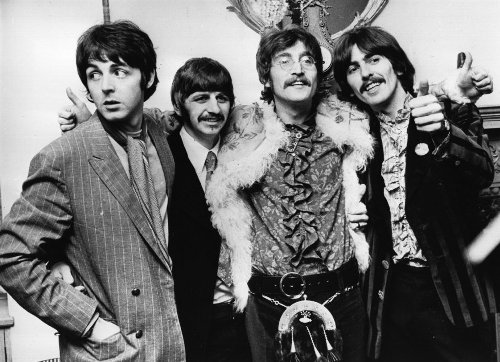 Ringo Starr Said the Ultimate 1960s Record Wasn't by The Beatles