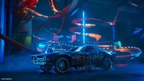 Hot Wheels Unleashed lifts the curtain with new gameplay footage