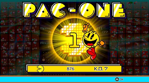 Pac-Man 99 gets you chomping in a new Battle Royale