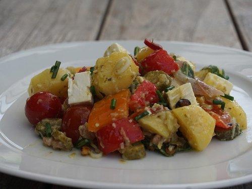 Kartoffel-Pesto-Salat