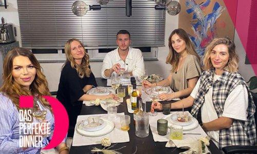 Das perfekte Dinner: Influencer-Spezial vom 07.06. – 11.06.2021