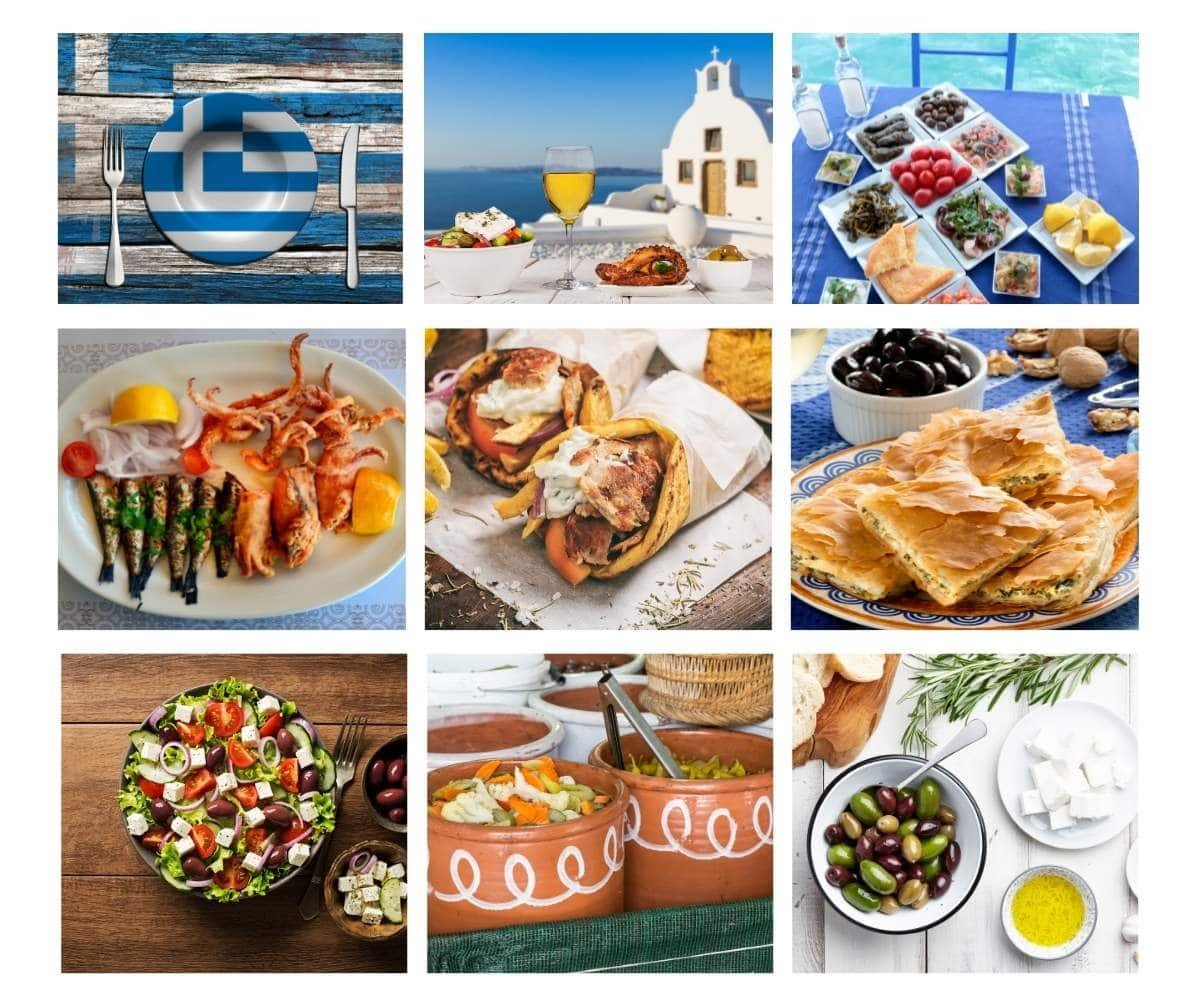Top 25 Greek Foods – The Most Popular Dishes in Greece - Chef's Pencil