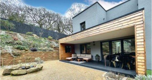 Inside Delamere home built in six weeks now on the market for £825k