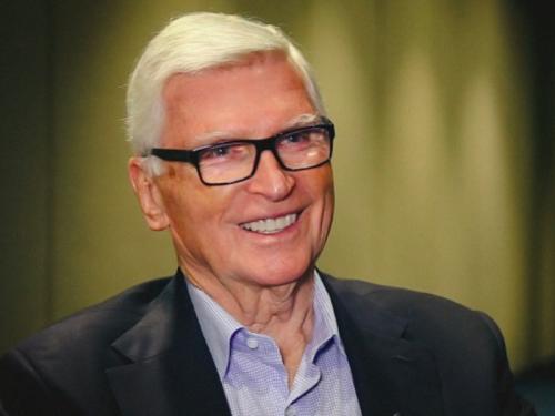 Pat Ryan at 84 to run a public company again