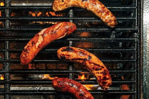 The Four Best Sausages for the Grill