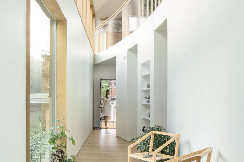 An Architect Couple Get to Live in Their Dream Home