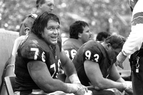 Revisiting Steve McMichael's Heyday