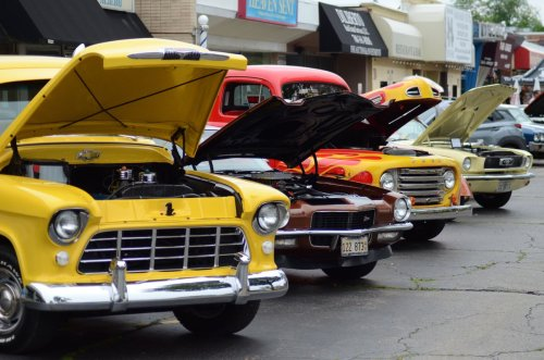 A family Buick that's lasted a lifetime, a $2 million Duesenberg and a Studebaker full of Muppets highlight Palos Heights Classic Car Show