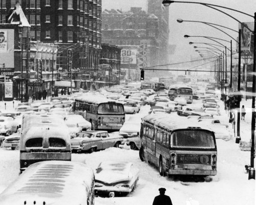 From the archives: The blizzard of '67