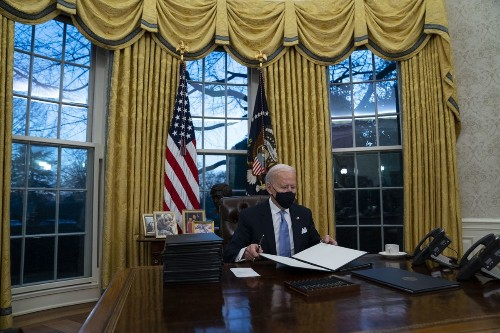 Biden wields his pen quickly, but the problems are deep: 'Everything he inherited is likely to get worse before we see improvement'