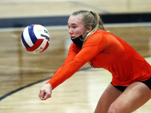 'She is the real deal': It's a bird! It's a plane! No, it's Lia Schneider. Junior libero steals show in St. Charles East loss to Wheaton South.