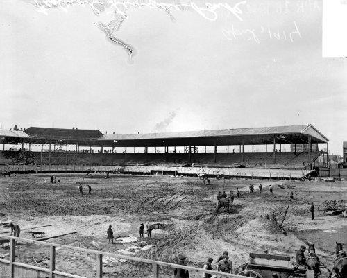 Vintage Wrigley Field