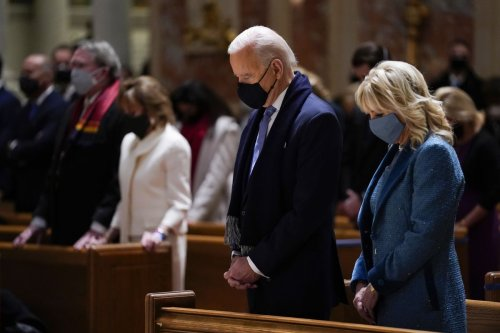 Letters: Bishops will further divide US Catholics if they vote to deny Communion to Biden