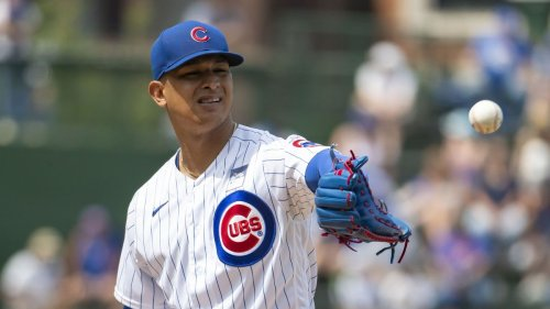 Adbert Alzolay hopes to come off the IL during the Chicago Cubs' upcoming homestand: 'I feel ready to go'