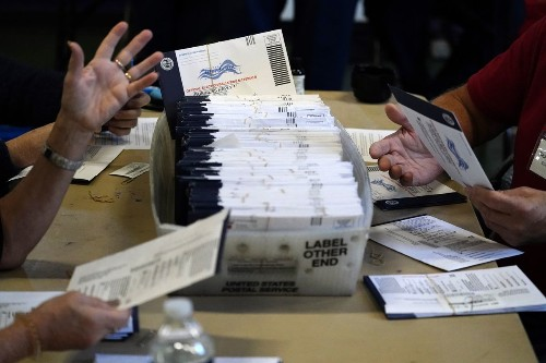Trump's call for a recount in Wisconsin can't begin until all 72 counties canvass