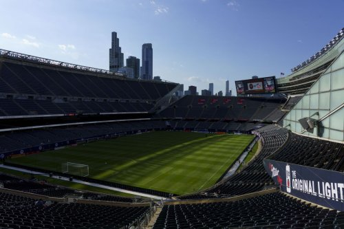 Ishwara Glassman Chrein has a lot on her plate as the Chicago Fire president. But perhaps no priority is bigger than making Soldier Field work for the MLS team.