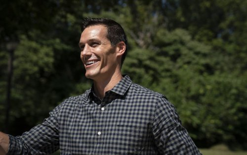 Who is GOP governor candidate Jesse Sullivan? His tax-exempt charity was funded largely by cryptocurrency. His career as a venture capitalist is more recent.