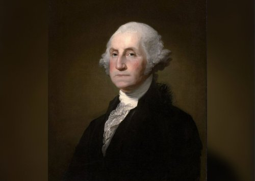 What would George Washington look like today? A pandemic creation draws attention.