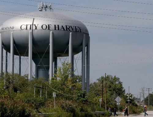 Harvey regains control of water system, seeks to negotiate new payment terms
