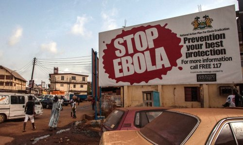 Ebola Virus Nightmare cover image