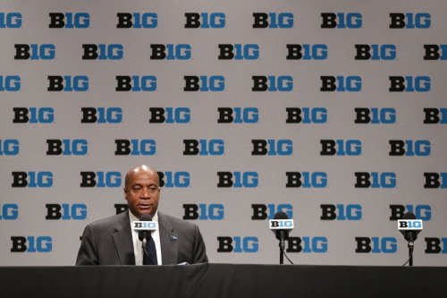 As Commissioner Kevin Warren ponders the Big Ten's next move, he's getting input from players and athletic directors