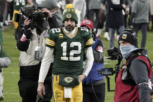 Aaron Rodgers' 4th loss in an NFC title game raises a huge question for the Green Bay Packers: What if this was it?