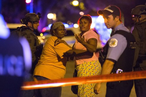 Top cop after violent holiday weekend: 'It's not a police issue, it's a society issue'