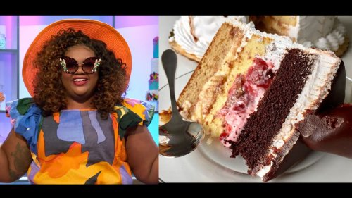 Watch this. Eat that: Inspired by 'Nailed It'? We've got a cake that defies physics.