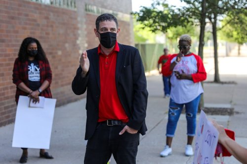 CPS laying off 443 teachers and support staff. CTU vows to fight cuts.