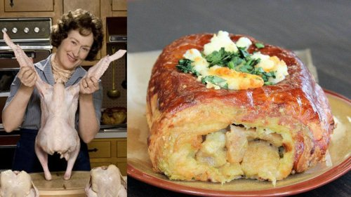 Watch this. Eat that: What to serve with 'Julie and Julia'? Fare that would've made Julia Child proud.