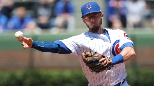Eric Sogard is designated for assignment, ending his brief with the Chicago Cubs