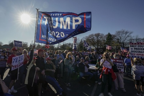 Trump pays $3 million for a partial Wisconsin ballot recount in liberal Milwaukee and Dane counties