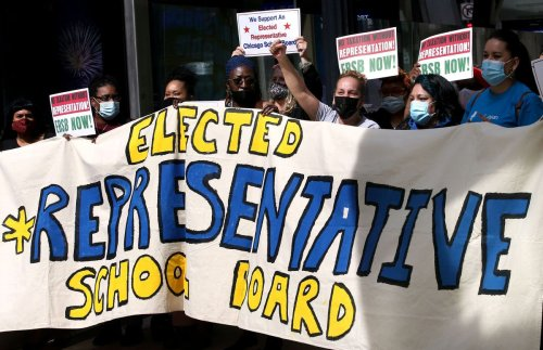Column: The laughable idea of campaign spending limits for Chicago school board elections, and other notes on the news