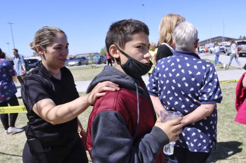 Sixth-grade girl shoots two students and a custodian at Idaho middle school, is disarmed by a teacher, authorities say