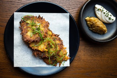 11 Passover restaurant specials and takeout kits in the Chicago area, from a Bitter Herb cocktail to Brussels sprout latkes