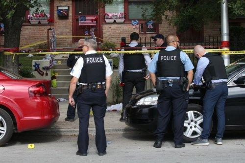 3 shot, one fatally, in Wentworth Gardens