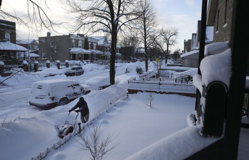 A ferocious winter storm dropped 18 inches of snow on Chicago. As residents begin to dig out, winter fatigue sets in.