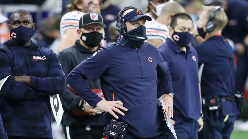 Chicago Bears Q&A: Why not go all-in on a rebuild? How many assistants does Matt Nagy need to hire? And what are the Bears' plans for safety?